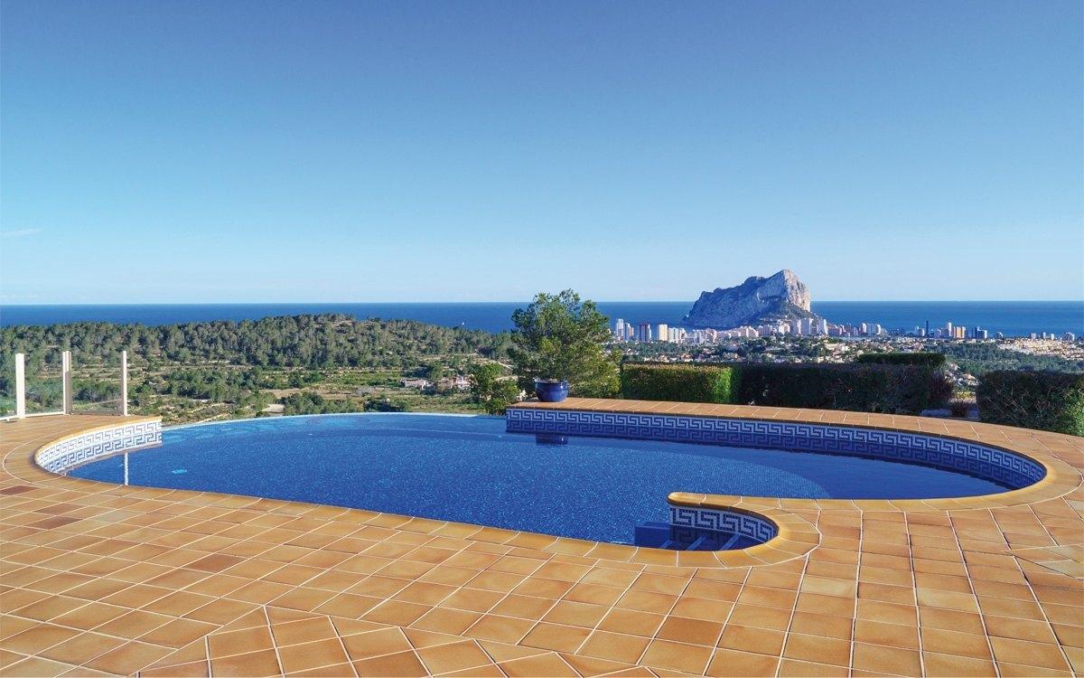 Villa en venta en benissa calpe ref mv2020 marva for Piscina marva
